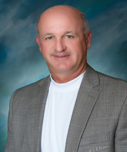 photo of Superintendent Jerry Mowery